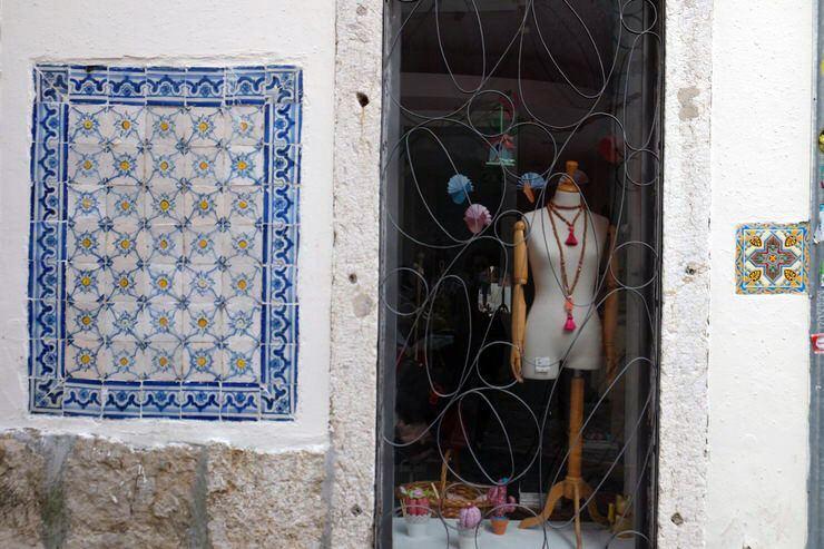 Tiendas bonitas en Lisboa