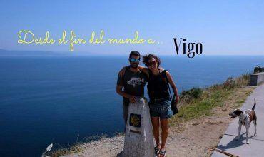 Ruta de Fisterra a Vigo