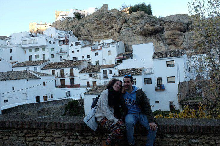 Setenil de las Bodegas. Pueblos blancos de Cadiz. visita Cadiz