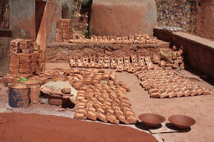 Safi y su ceramica en Marruecos