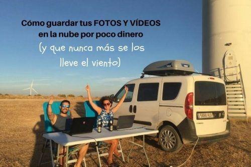 Cómo guardar todas tus fotos y vídeos en la nube por poco dinero