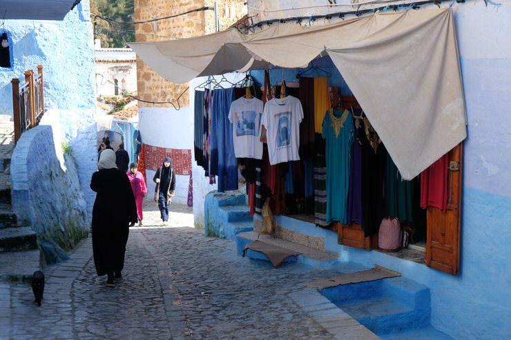 Medina de Chaouen. Marruecos