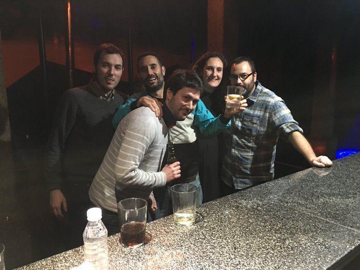 De copas por Mondoñedo