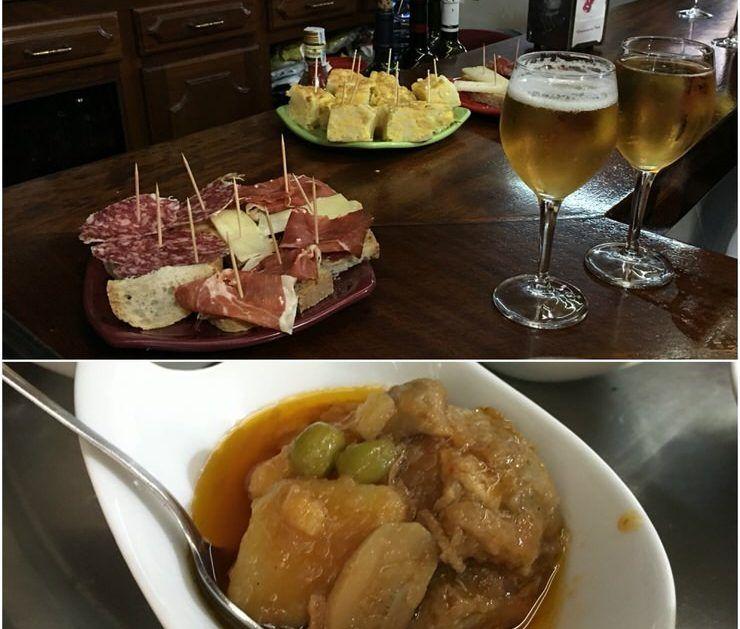 Comida casera en Mondoñedo