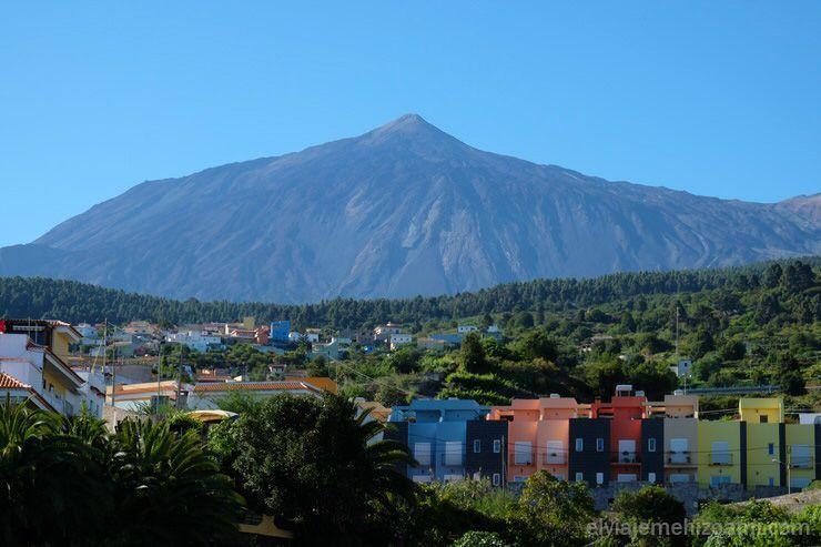 El Teide de Tenerife. El viaje me hizo a mi