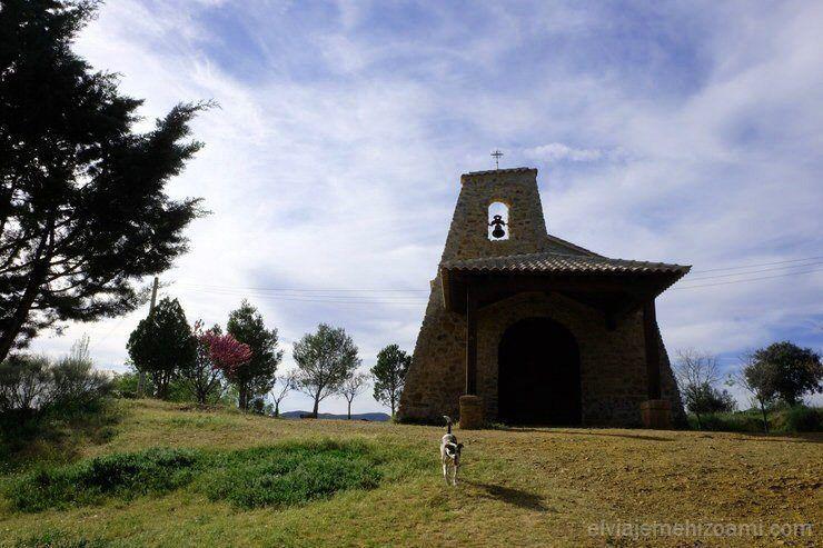 Ermita de San Isidro en Piedrabuena