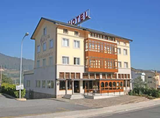 Hotel en Mondoñedo