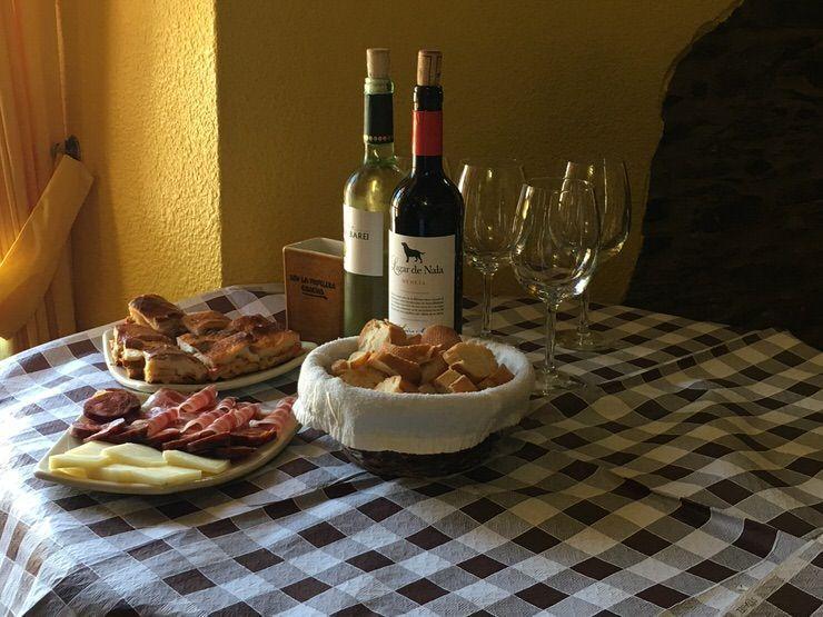 Comer en Mondoñedo