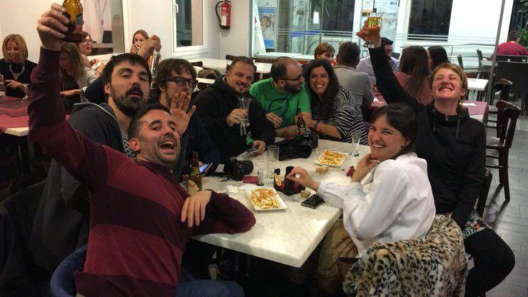 Bloggers en Mondoñedo