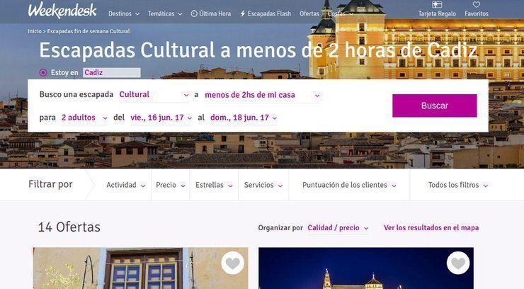 Escapadas culturales a menos de 2 horas de Cádiz