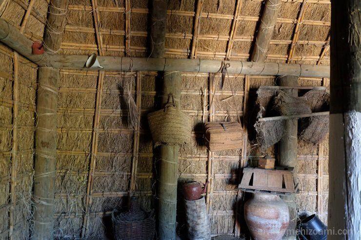 Utensilios de agricultura tradicional mayeta. El viaje me hizo a mi