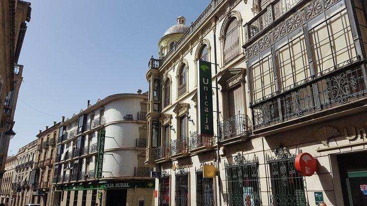 Centro histórico de Alcalá la Real