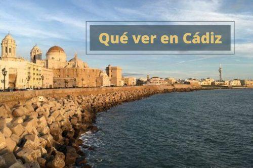 qué hacer en Cádiz