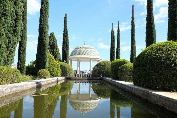 jardín Botánico La Concepción