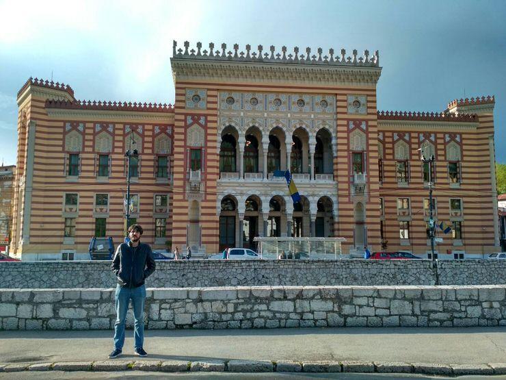 qué ver en Sarajevo