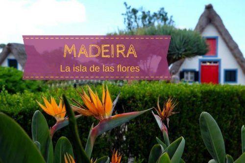 Madeira: mis 5 sitios favoritos para visitar en la isla de los colores