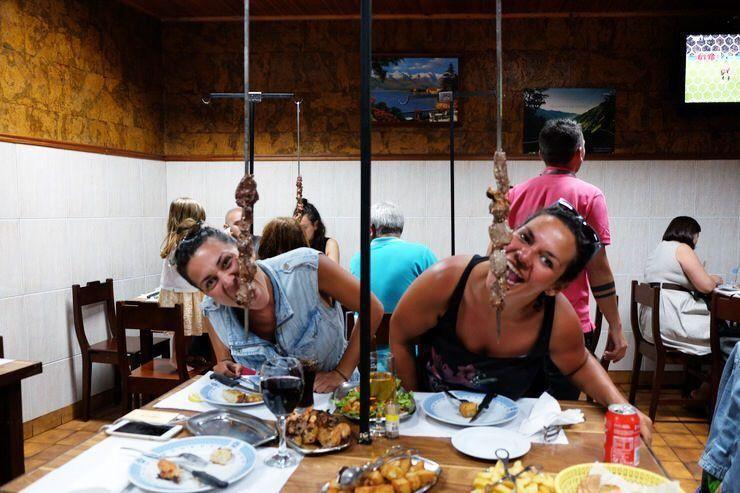La Viola, restaurante en Madeira