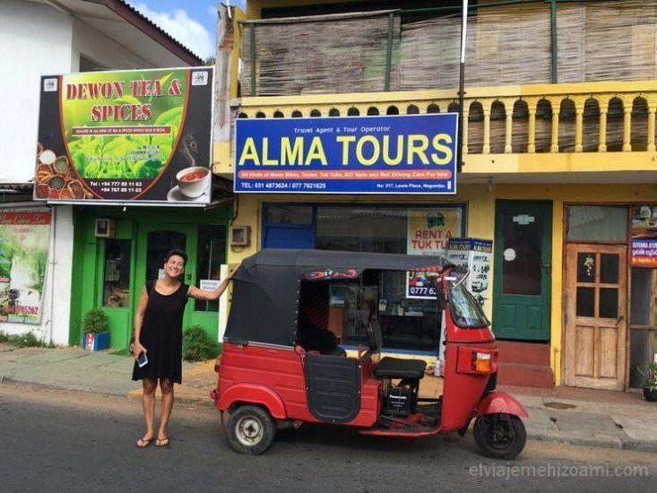 Alma Tours Sri Lanka