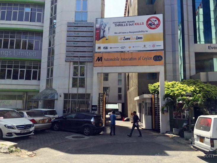 Como sacar permiso para conducir tuk tuk Sri Lanka