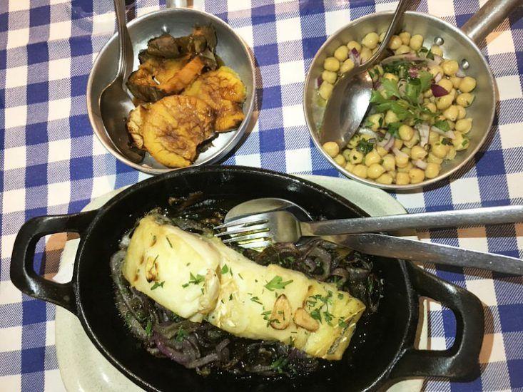 comer en Madeira