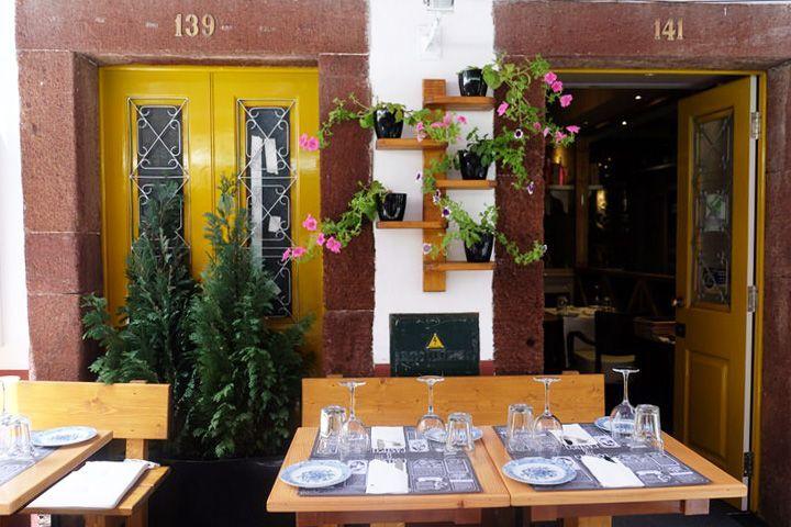 Restaurantes con encanto en Funchal