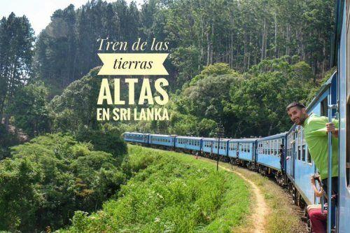 Tren de las Tierras Altas