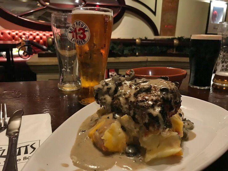 De pubs por Dublín
