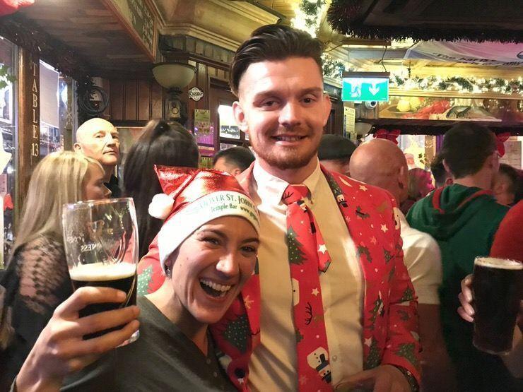 pub para bailar en Dublín