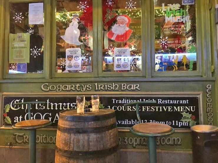 visitar pubs del centro de Dublín