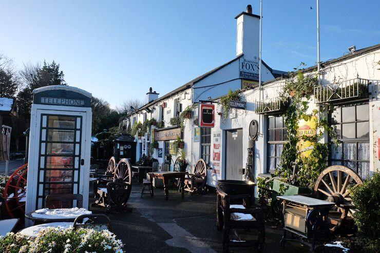 pubs cercanos a Dublín