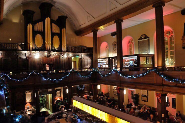pubs por el centro de Dublín