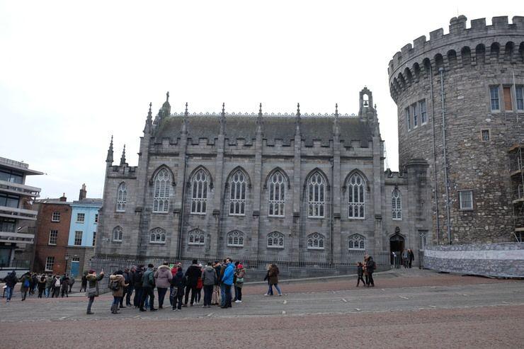 Free Tour de Dublín