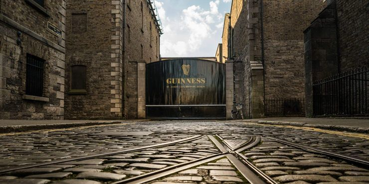 Antigua Fábrica Guinness