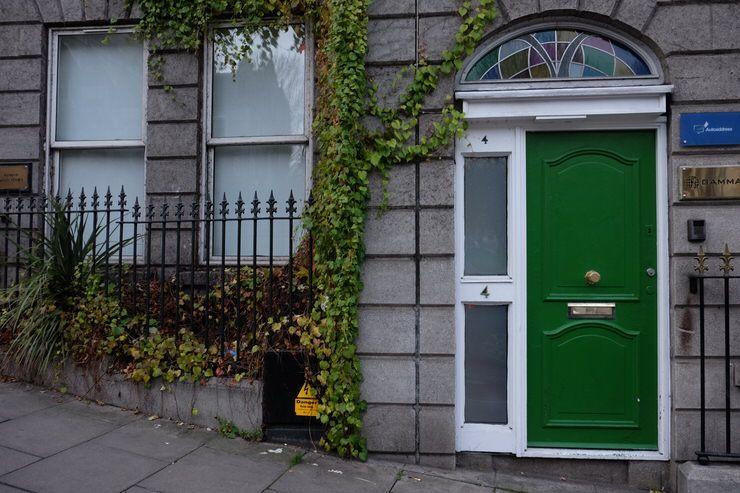 Puertas de Colores en Dublín