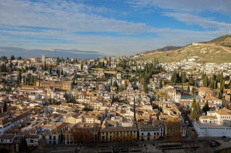 Granada en dos días
