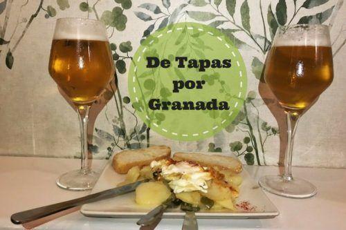 bares de tapas de Granada