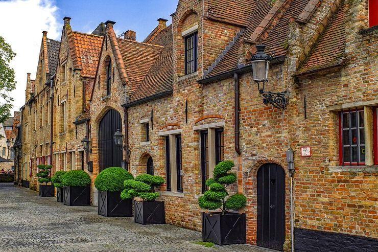 visitar Brujas en Bélgica