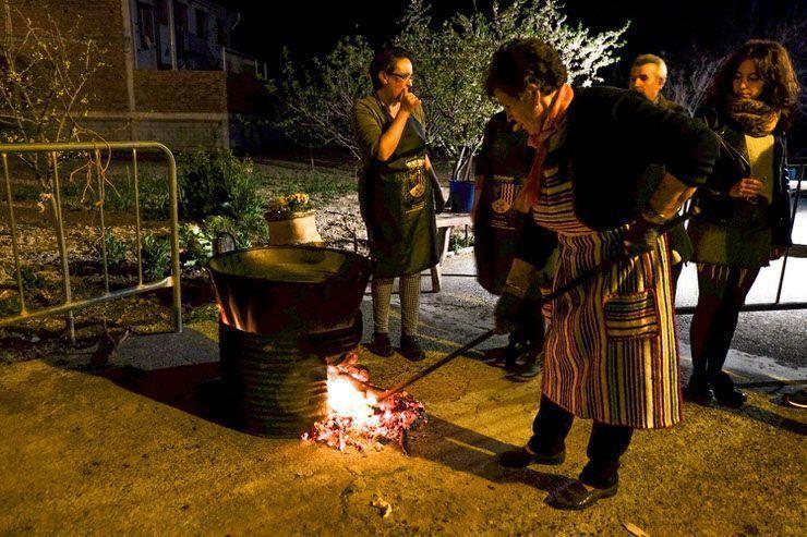 Morcillas de Frailes en Jaén