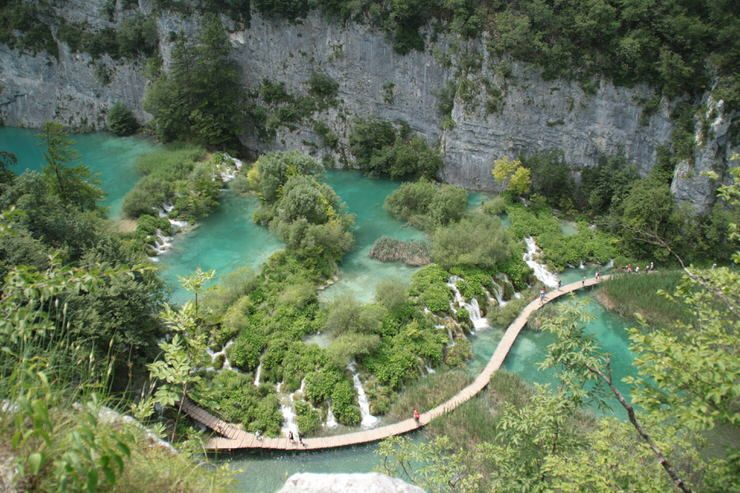 Parque Nacional Lagos de Plivitce