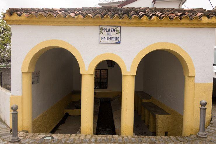 Plaza del Nacimiento. Frailes, Jaén