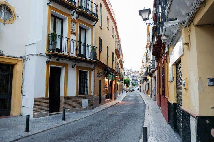 callejear por Sevilla