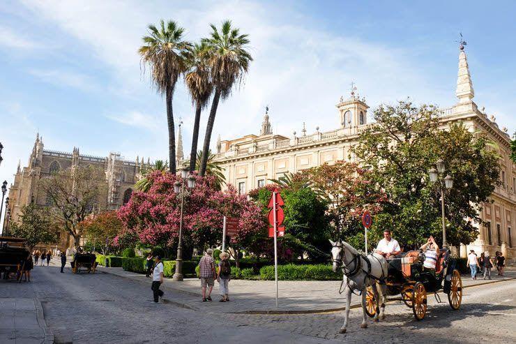 Sevilla en un fin de semana