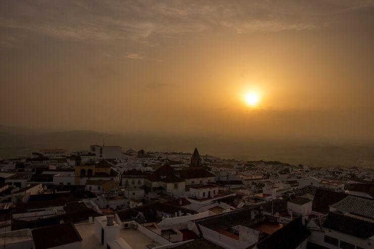 La vista de Medina