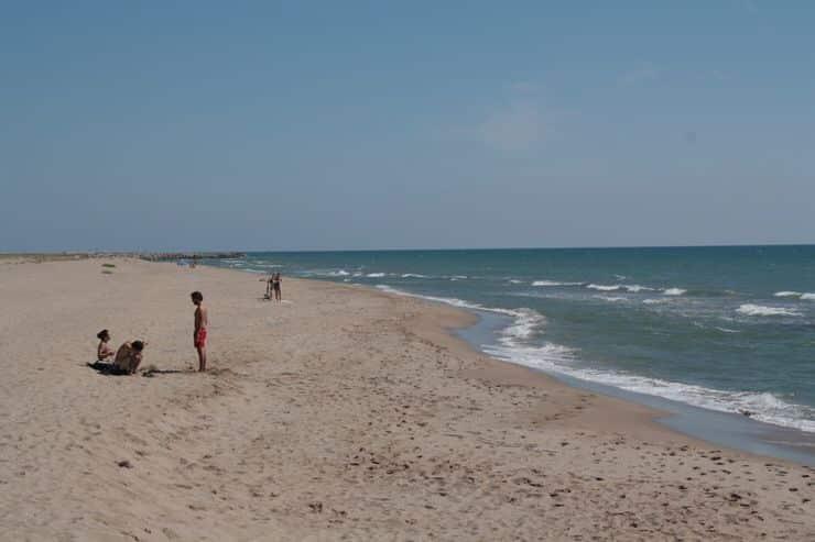 playas Cataluña