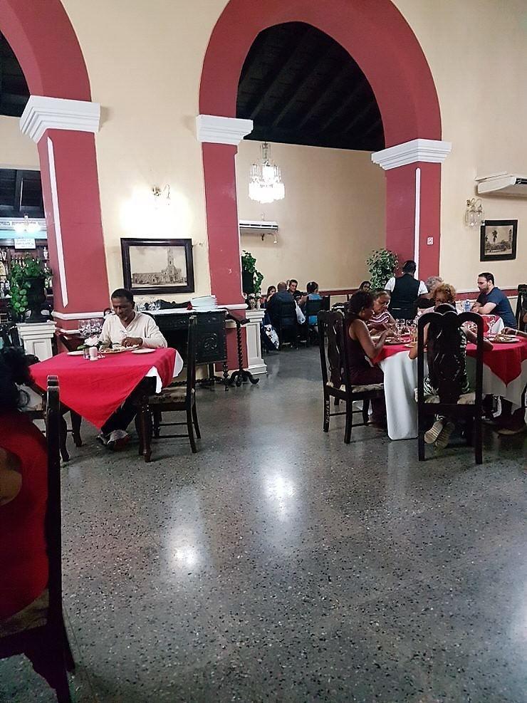 comer en Cuba