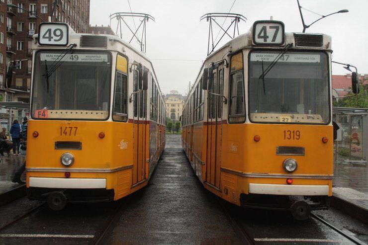 transporte de Hungria
