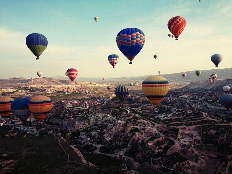 que ver en Turquía