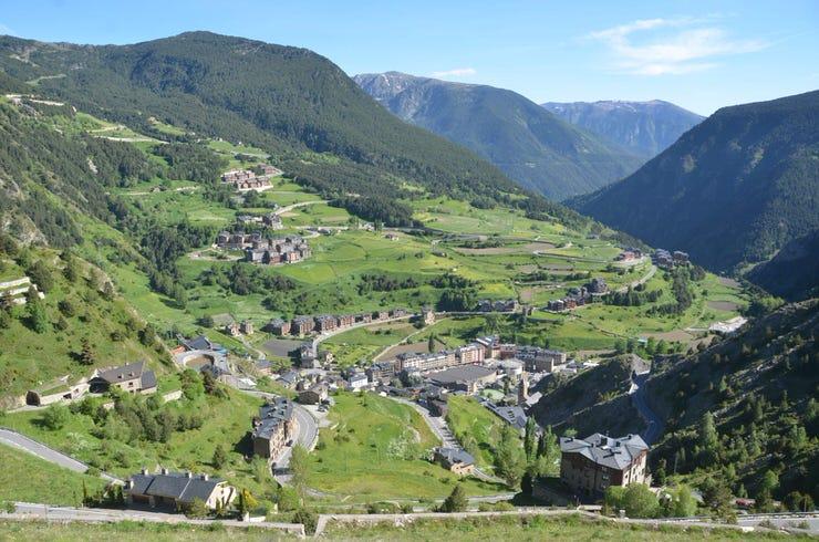 que hacer en Andorra en verano