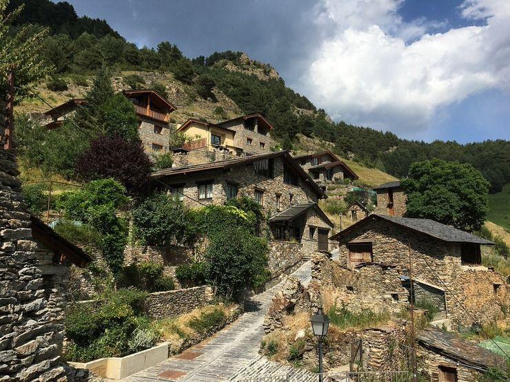 pueblos de Andorra