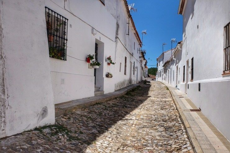 pasear por Aracena